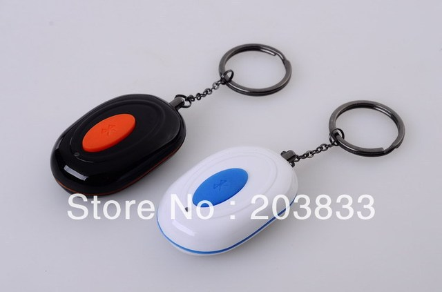 New Keychain Anti-Lost Baby Pet Purse Reminder Alarm Electronics Gadgets Parts