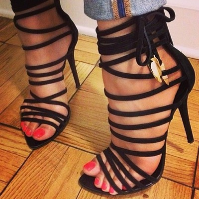 Compare Prices on Strappy Stiletto Heels- Online Shopping/Buy Low