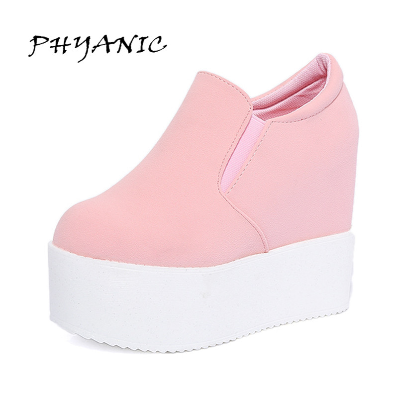 Fashion New 2016 wedge heel boots female women ankle and autumn winter platform shoes high heels damen schuhe autumn and winter new personality retro cowhide ankle boots handsome female waterproof platform genuine leather women shoes 9731