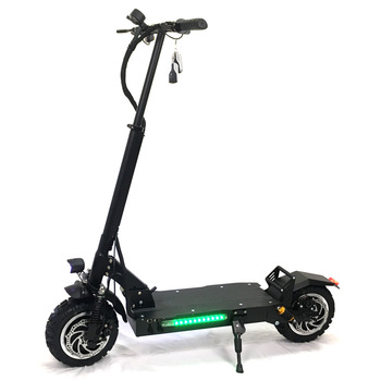 FLJ 11inch Off Road Electric Scooter 60V 2400W 65Kmh Strong powerful new Foldable Electric Bicycle fold hoverboad bike scooters honda odyssey