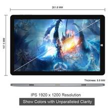 10.1″ Chuwi Hi10 Pro Dual OS Tablet PC Quad Core Intel Z8350 Windows 10+Android 5.1 4G RAM 64G ROM IPS 1920*1200 Type-C 3.0 HDMI