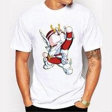 2020 Nieuwe Zomer Saint Seiya Doraemon Mannen T Shirts Tee Cosplay Kostuum Zomer Stijl Mannen/Jeugd/Kinderen merk Kleding C3 59 #