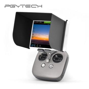 PGYTECH 7.9/9.7 polegada Capô Do Monitor Tablet Telefone Sol Capô Controle Remoto Toldo para DJI Mavic Pro/Air phantom4 Pro Inspirar 2
