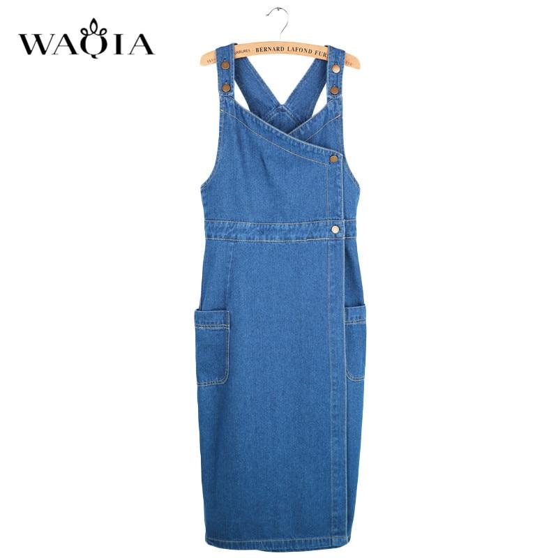Brand Spring Summer Women's Dress Denim Jeans Mid Long Button Slim Elegant Pleated Dresses Women Split Sundress Denim Vestidos