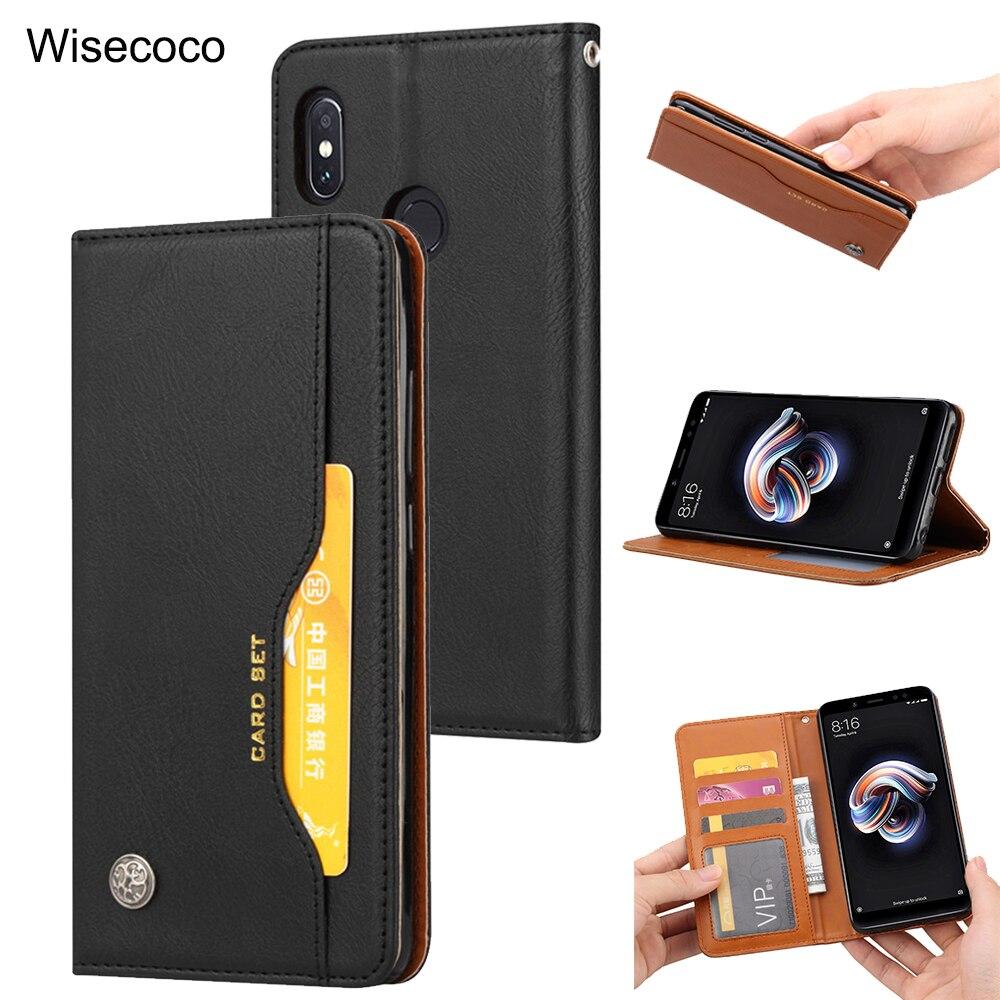 Mi 8 Fall Sided Karte Halter Magnetische Flip abdeckung für xiaomi mi 8 m8 Buch Stehen Luxus Leder Brieftasche Telefon Fällen für xiao mi 8