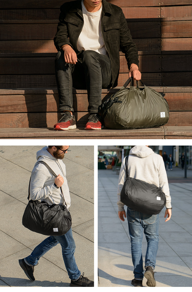 ultraleve bolsa de ombro 32l ao ar livre mochila turística