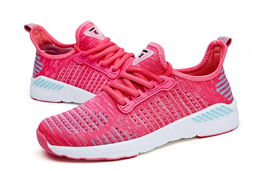 Lightweight breathable mesh casual shoes
