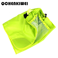 QCHENKIWEI органайзер для багажника автомобиля на заднем сиденье сетчатый мешок для хранения Авто Складная сумка для багажа 110 см* 34 см задняя Складная сетка сумки
