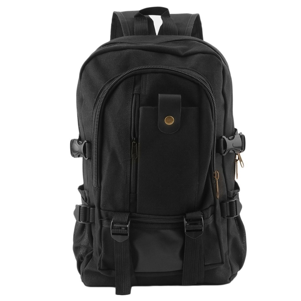 Backpack Vintage Canvas Backpack Rucksack School Bags Large Travel Laptop Backpack Bag