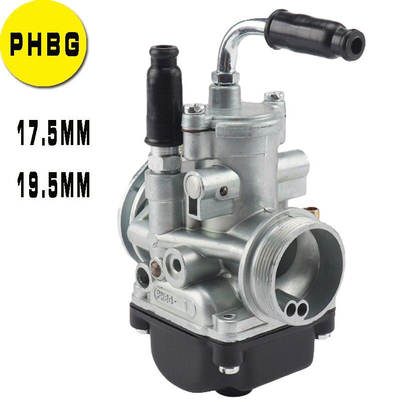 Motorcycle New Carb Carburetor Carburettor For PHBG 19.5mm Racing Phbg19.5 Dellorto Model
