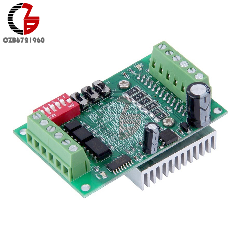 TB6560 3A Driver Board CNC Router Single 1 Axis Controller Stepper Motor Dri GI