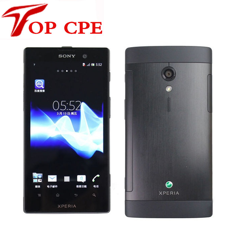 LT28 Original Unlocked Sony Xperia ion Ls