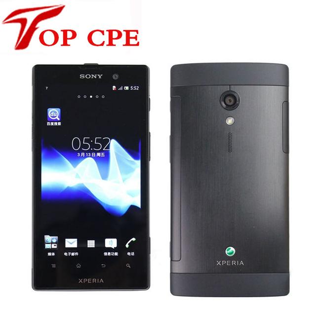 Lt28 original sony xperia ion lte lt28i lt28h teléfono móvil 16 gb dual-core 3g y 4g gsm wifi gps 12mp 1 garantía de un año