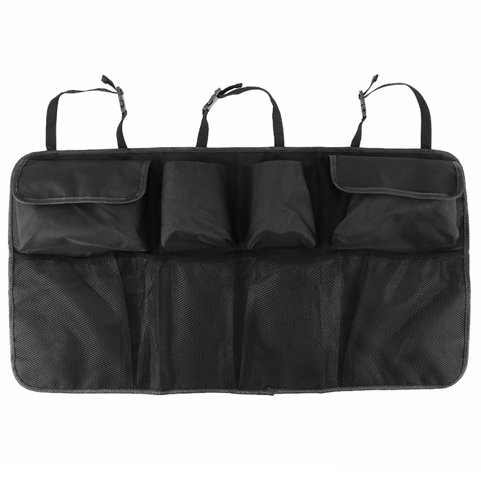 Car Trunk Organizer Backseat Storage Bag Seat Back Universal Automobiles inter accessories accessorie box pocket styling