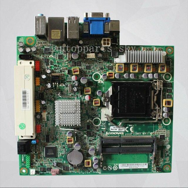 Para lenovo desktop m91 m91p iq67i rev1.1 motherboard q67 h67 lga1155 ddr3 100% totalmente testado e qualidade perfeita