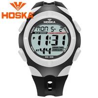 Brand HOSKA Children S Watches Kids Digital Watch Quartz Watch Student Girls Digital Watch Sport Outdoor