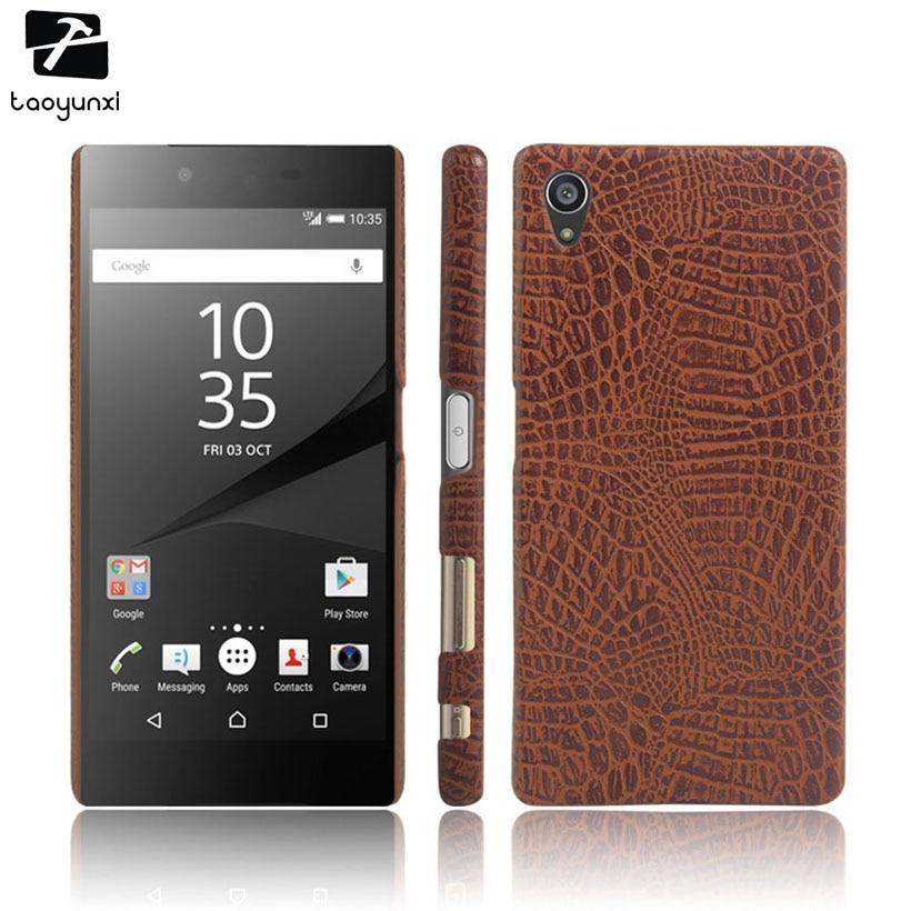 Back To Search Resultshome Z5 Premium E6833 E6883 E6853 Cowhide Genuine Leather Rear Cover Moblie Phone Back Case For Sony Xperia Z5 Compact E5803 E5823