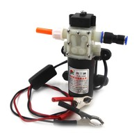 Gasoline Professional Electric DC 12V Oil Pump Diesel Fuel Oil Engine Oil Extractor Transfer Pump Powered