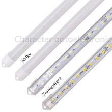 5Pcs 50cm DC12V SMD 5630/5730 LED Rigid LED Strip Bar Light+pc cover LED Bar Light tube (warm white / cool white)