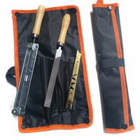 DWZ 5Pcs Chainsaw Sharpening Filing Kit 5 2mm File Fit For 3 8 Pro Chain W