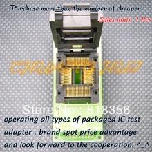 GA57P5116 Programmer Adapter TQFP64 QFP64 IC Test Socket