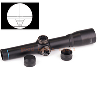 Mounts Hunting 2X20 Air Gun Optics Scope Rifle None Illumination Telescopic Scope Riflescope With Flip up Cover For Hunting