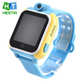 HESTIA Smart watch Kids Wristwatch Q730 3G GPRS GPS Locator Tracker  Smartwatch Baby Watch With Camera For IOS Android