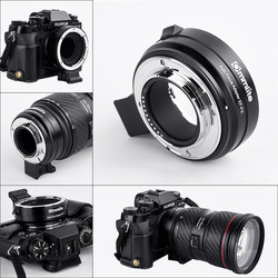 EF-FX Auto Focus Mount Adapter for Canon EOS EF Lens To Fujifilm FX Mirroless Camera Lens Adapter