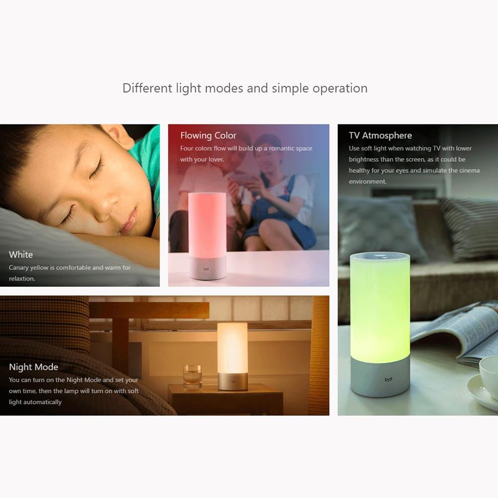 Xiaomi Yeelight Desk Lamp Intelligent LED Bedside Table