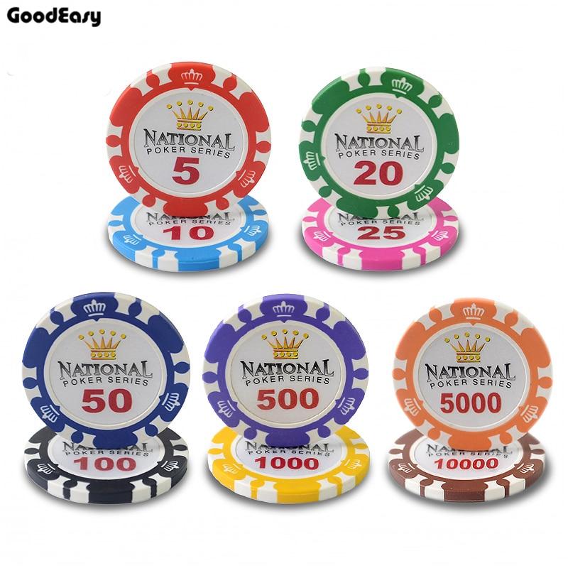 Casino chip prices iron horse casino wa