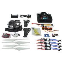 JMT DIY RC Drone Quadrocopter RTF X4M360L Frame Kit QQ Super T6EHP-E TX RX