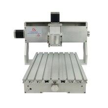LY 65 мм Шпиндельный зажим Станок для гравировки с ЧПУ рамка 3040 с шаговым двигателем