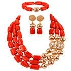 Fashion Jewelry Set ...
