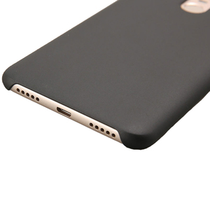 Image 2 - Original Hard PC Smooth Shell Xiaomi Redmi 5 Plus 5Plus 5.99 inch Case Cover Protection Skin Funda Coque Capa Mobile Phone Cases