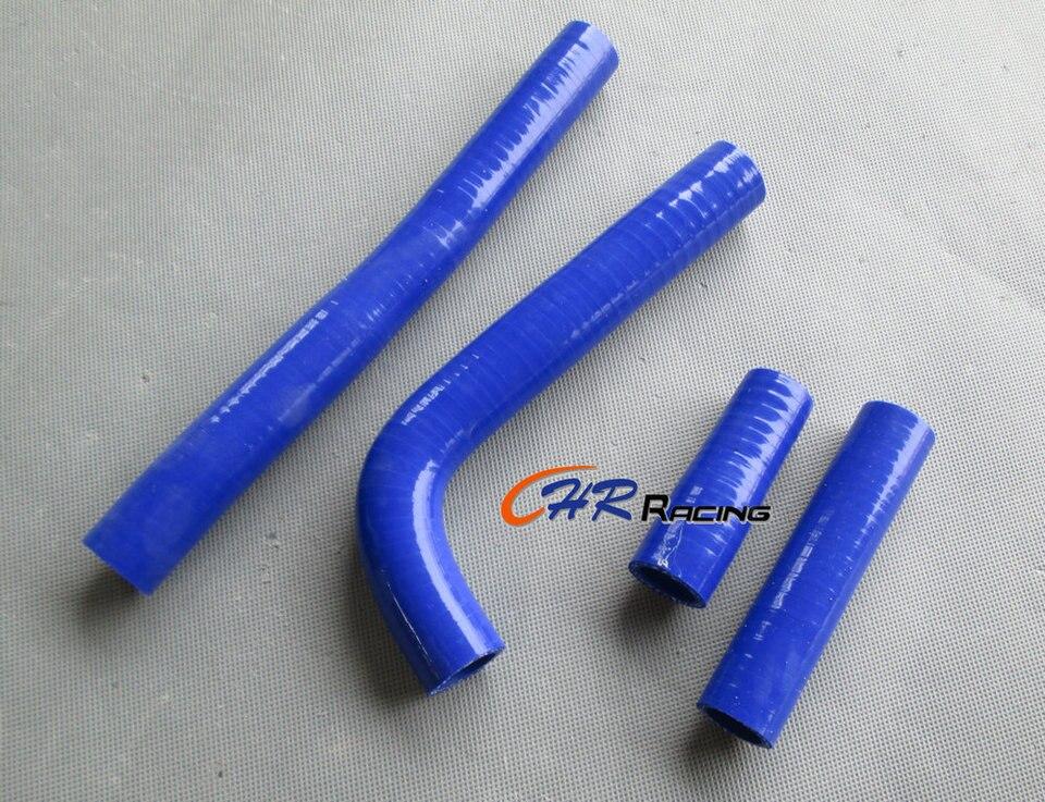 For Yamaha YZ426F 2000 2001 2002 Silicone Radiator Hose Blue