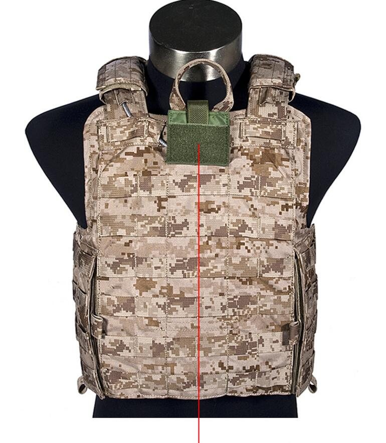 FLYYE  MOLLE  Force Recon Vest  Military Tactical Vest VT-M012 in stock flyye genuine molle force recon vest military tactical vest vt m013