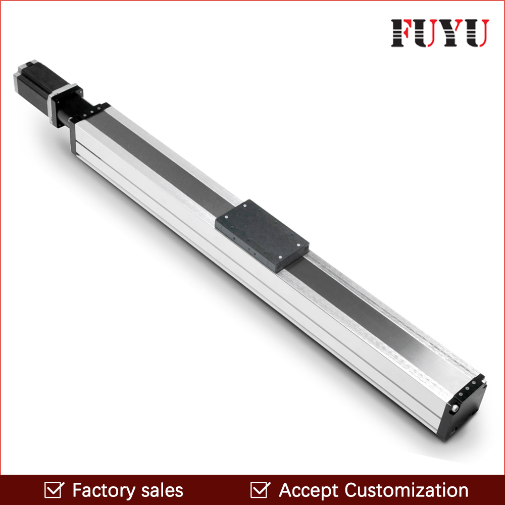 Free shipping ball screw and stepper motor driven 400mm stroke linear motion guides for linear motion driven to distraction