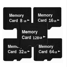 Buy Mini Memory Card 128GB 8GB 16GB Card Class 10 Flash Card TF SD Cards 64GB 32GB 512MB for Camear Cartao De Memoria with Adapter directly from merchant!