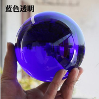 The crystal ball, K9 artificial crystal, Home Furnishing decorative arts and crafts, creative birthday and Christmas gifts