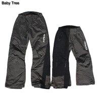 10T 12T Russian Winter Kids Ski Pants 25 Degree Cotton Padded WaterproofTeen Boys Girls Snow Trousers