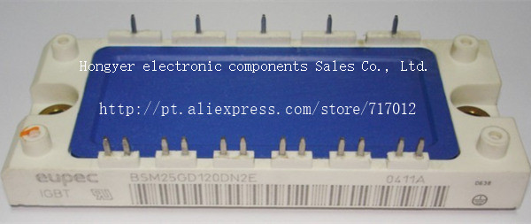 Free Shipping BSM25GD120DN2E No New(Old components) IGBT :25A-1200V,Can directly buy or contact the seller pm25cla120 module igbt mod ipm l ser 6pac 1200v 25a