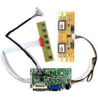 DVI VGA lcd controller board RT2281 work for 15inch LTM150XH L01~L06  LQ150X1LW71N LQ150X1LW73 1024x768 lcd panel|work|work work|work board -