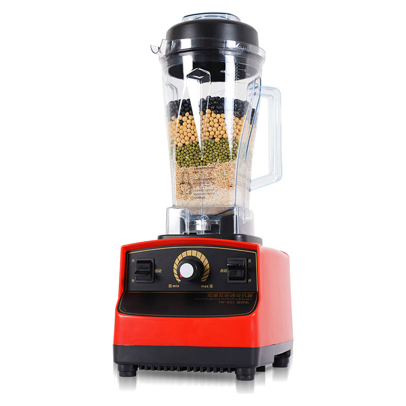 Food Processor Parts Wei Feng High Power Commercial Ice Crush Machine Electric Machine Snow Machine Sand Ice Tea Shop With Smoothie Machine Fancy Colours