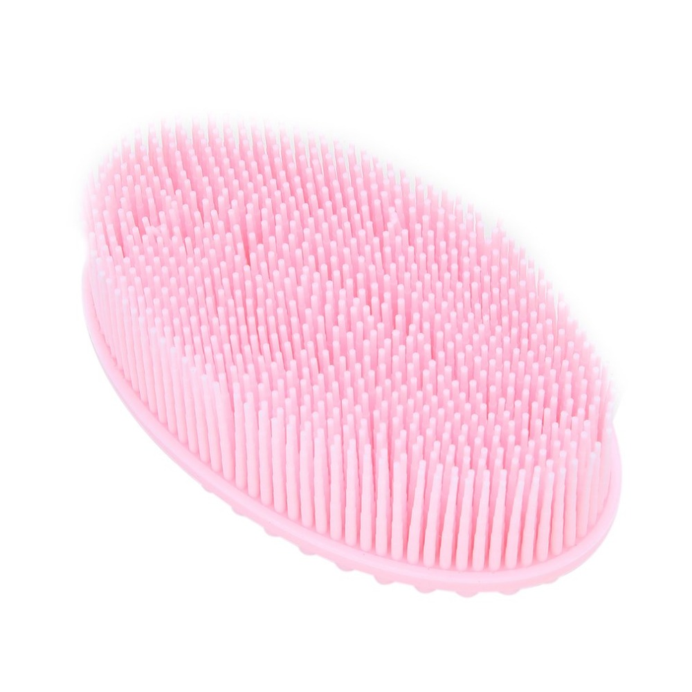 Home & Garden Devoted Silicone Bath Shower Massage Brush Bath Brushes Soft Body Massager Washing Comb Body Shower Bath Spa Shampoo Brush Cleaner Bathroom Products