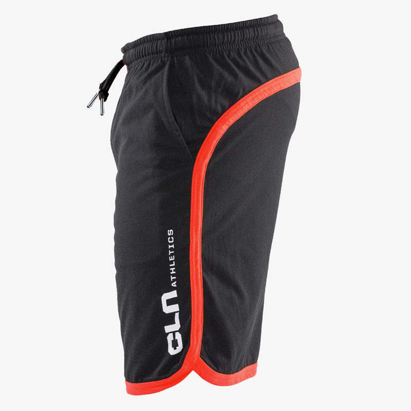 New Men Summer Loose Breathable Cotton Beach   Shorts   Jogger Gyms Fitness Male Casual Fashion Workout Brand   Short   Pants Sportswear