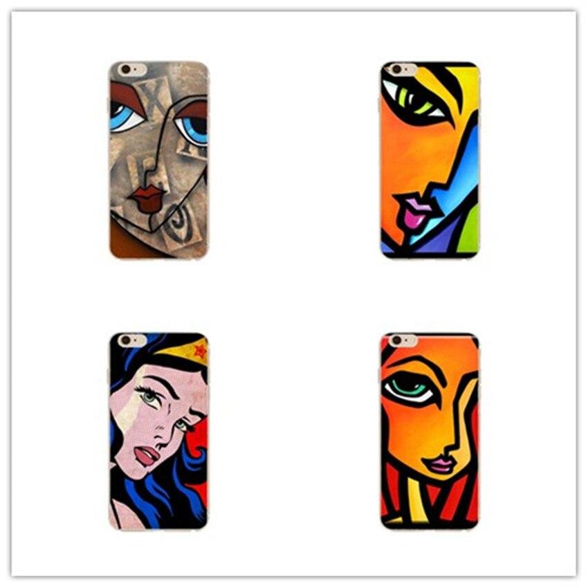 POP Книги по искусству чехол для телефона Wonder Woman герой комиксов для iPhone 5 5S SE 5 6 6S 6 Plus 7 7 плюс Жесткий пластиковый чехол для телефона чехол