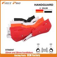 Universal 22mm 28mm Handguard Hand Guard Protector For KAWASAKI HONDA YAMAHA SUZUKI KTM Motorcross ATV Dirt Pit Bike Motorcycle