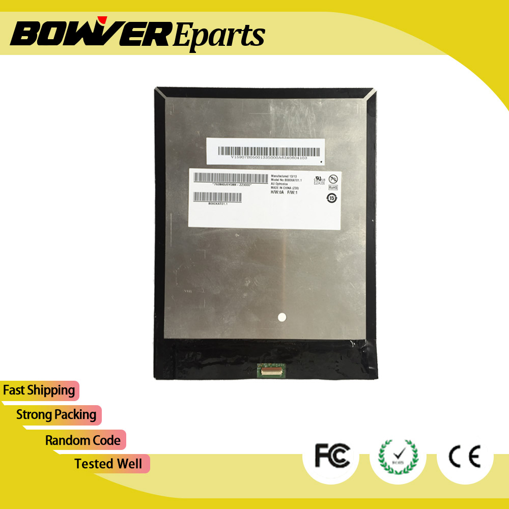 A+ New For iconia tab A1-810 LCD Display Replacement B080XAT01.1