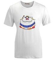 Summer Casual Cotton T Shirt Cartoon Funny Super Obesity Cute Ball Sailor Moon Art Graphic Women