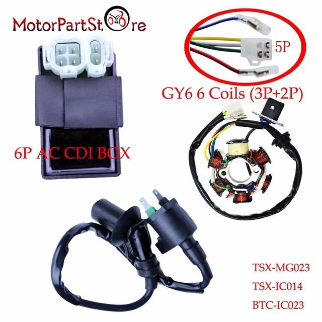 kymco cdi box ac plug wiring harness